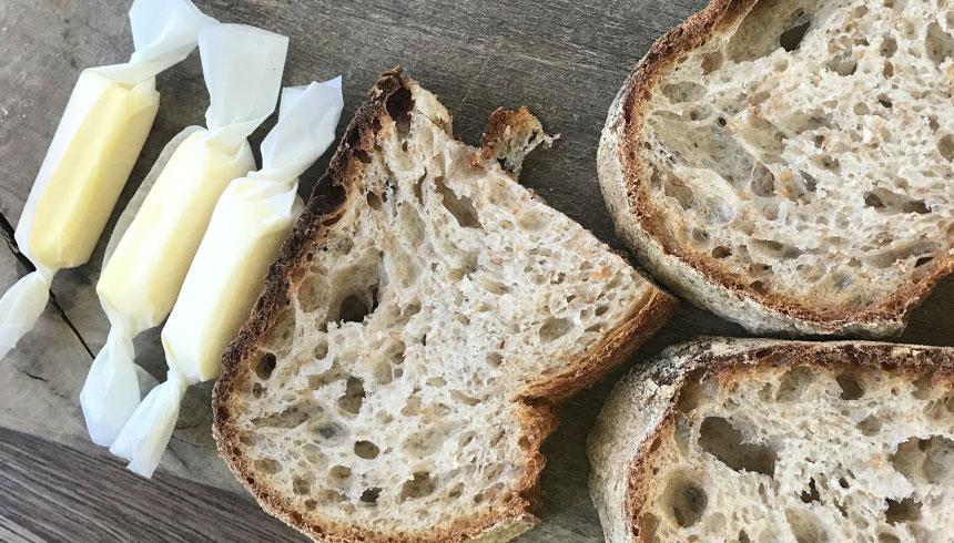 Botersnoepjes gemaakt van Toppits® boterhampapier