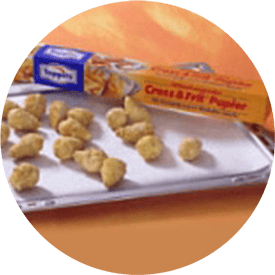 Snackpapier van Toppits®